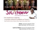 Tournée Soli'choeur :  Reims et Rethel à l'affiche