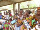 Inauguration du service néonatalogie à Yendube