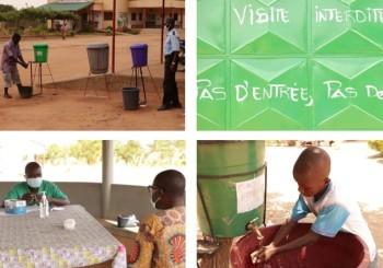 Campagne de dons en urgence